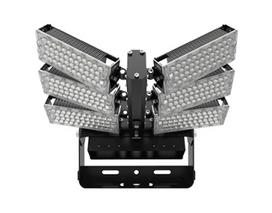 Adjustable Rotating Module Stadium Flood light 600W