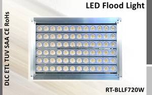 New Led Flood Light 720Watt